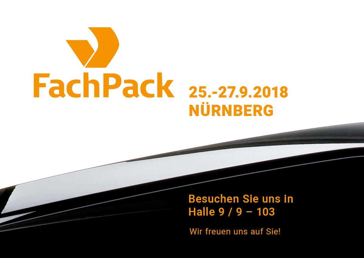 TECHNOFLEX bei der FachPack 2018