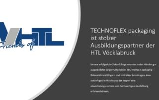 TECHNOFLEX packaging ist stolzer Ausbildungspartner der HTL Vöcklabruck 1