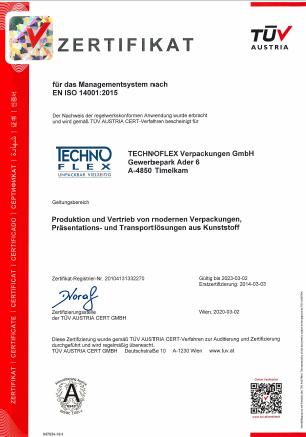 ISO-Zertifizierungen 2