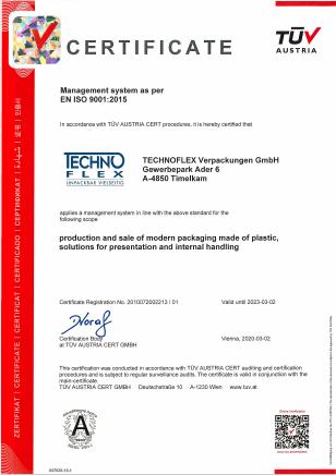 ISO-Zertifizierungen 4