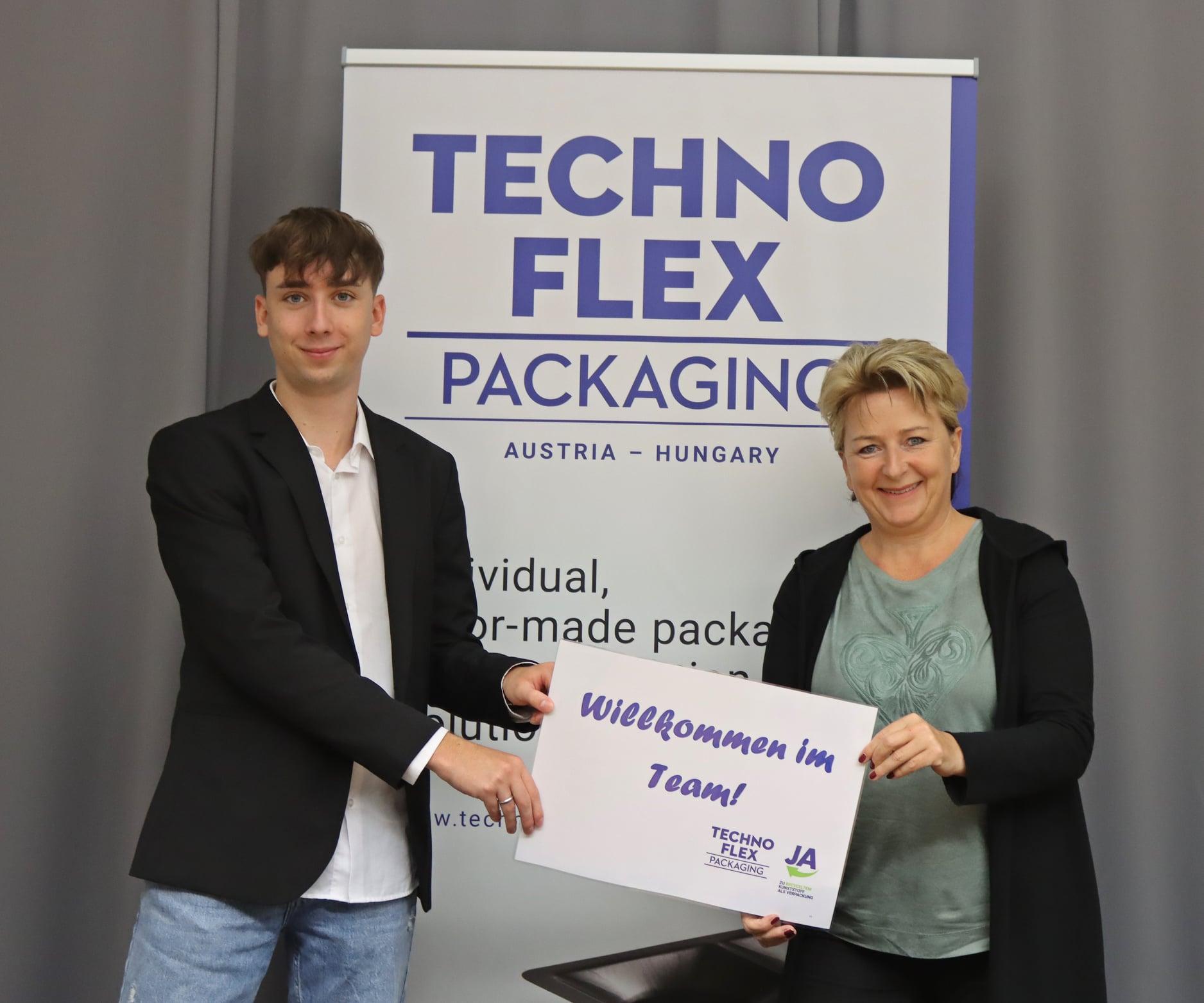 Lehrling Technoflex Verpackungen