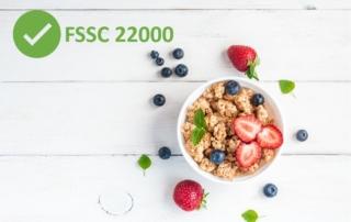 Technoflex Lebensmittelverpackungen FSSC